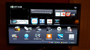 46 inch Samsung Smart LED TV