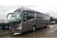 2013 SCANIA K360IB IRIZAR I6 53 SEATS MOT UNTIL JAN 2019 EURO 5