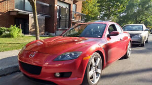 2004 Mazda RX-8 Sedan, Negotiable