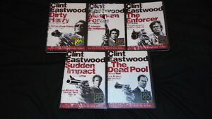 Dirty Harry DVDs