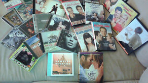 Cds, dvds et livres