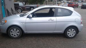 2010 Hyundai Accent Coupe Only 106000km