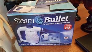 Steam bullet