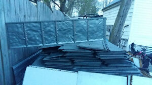 Steel roof for sale