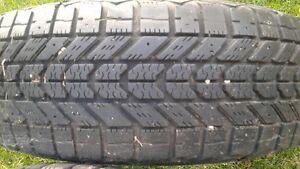 195/65r15 Winter Tire7 London Ontario image 2