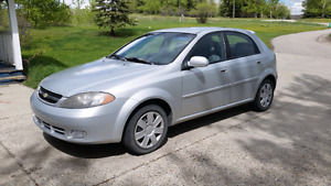 2004 Chevy Optra--Must sell! Moving!