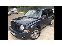 Jeep Patriot CRD 2008