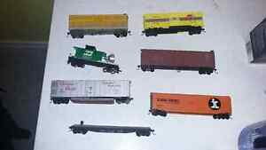 Ho locomotives and rolling stock model trains Peterborough Peterborough Area image 2