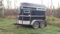 1991 Two Horse Trailer