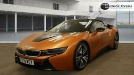 image for 2020 70 BMW I8 1.5 I8 ROADSTER 2D 369 BHP