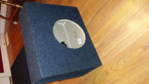 Brand new 10 inch sub woofer box