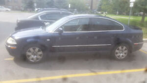 2003 Volkswagen Passat Other