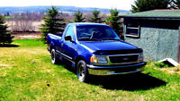 FORD F150 DIESEL! With Mercedes diesel engine swap - PROJECT