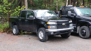 2007 Chevrolet Colorado LT - 3.7l - 4x4 - 5500$