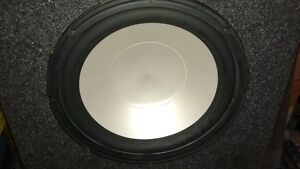 two 12in subs high power 1200 w handling rererence series