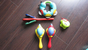 Rattles, Musical puzzle, Musical cookie jar Peterborough Peterborough Area image 6