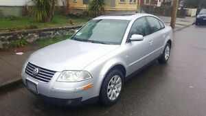 2003 Volkswagen Passat GLS Sedan - Low KMs
