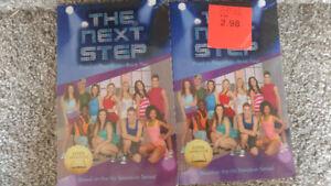 2 books, The next step