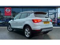 2020 SEAT Arona 1.0 TSI 115 FR [EZ] 5dr Petrol Hatchback Hatchback Petrol Manual