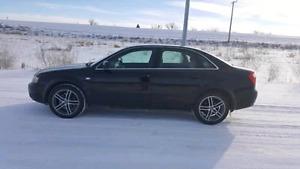 Audi a4 s