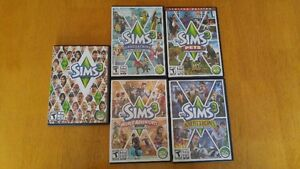 The Sims 3 Bundle with 4 Expansions