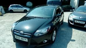 2013 Ford Focus Zetec TDCi 5 Dr MOT 17/05/22 Road Tax £ 20 Great car