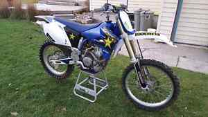 Yz250f 2005 very clean