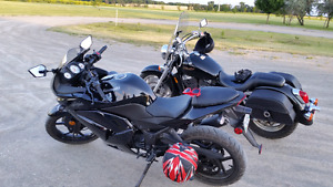 2011 250 Kawasaki Ninja