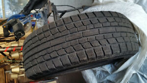 FIAT 500 Sport Winter Tires