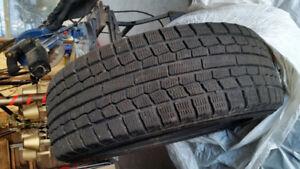 FIAT 500 Sport Winter Tires
