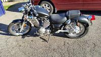 bobber motocycle