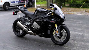 Wanted BMW s1000rr