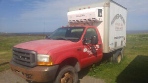 1999 Ford F-450 Fourgonnette, fourgon