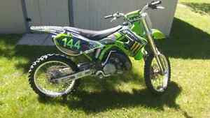 KX250 Two Stroke With Ownership REDUCED