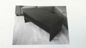 STUDENT SPECIAL: COFFEE TABLE & 2 END TABLES - $25 FOR SET