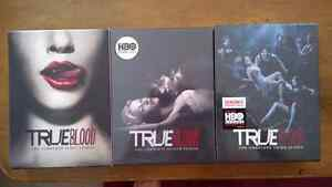 True Blood Season 1, 2 and 3