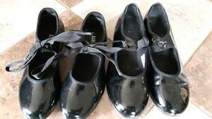 Bloch girls tap shoes