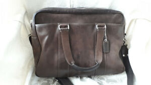Authentic Men's Coach Computer Messenger Bag #M0993-70187