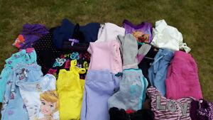 Size 4 girls clothing