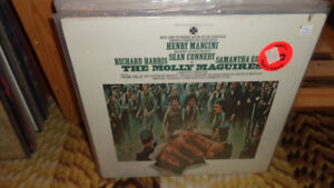 SEALED RECORD ALBUM LP VINYL HENRY MANCINI THE MOLLY MAGUIRES