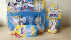 Skylander Trap Team - Light Element Figures - NIB Cambridge Kitchener Area image 1