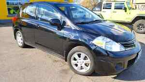 2012 Nissan Versa SL (Low Km) Safety