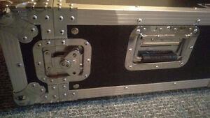 Rack Cases for sale (road and studio), amp, korg R3