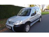 PEUGEOT PARTNER COMBI ESCAPADE HDI - SLIDING REAR DOOR 2007 Manual 94775 Diesel