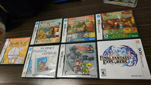 Trade DS/3DS Games