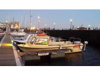 Alaska 600 fishing boat