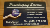 Cleaner - Residential & Commercial