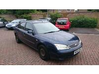 2004 Ford Mondeo 2.0 auto 2004.25MY LX