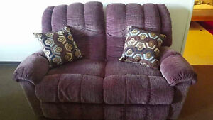 RECLINING SOFA (LOVESEAT) FOR SALE!!