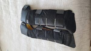 Knee Shin Armor protector Guard Pads